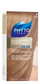 Illustration Phytocolor - Couleur Soin 8 Blond clair - 1 kit