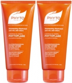 Illustration Phytoplage Shampooing Réhydratant Anti Sel Anti Chlore - 200 ml