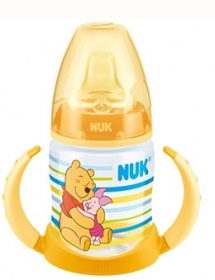 NUK - Biberon d'apprentissage Winnie - 150 ml