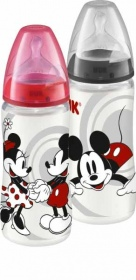 NUK - Tétra Médical - Biberon d'apprentissage Mickey - 150 ml