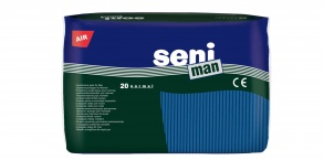 Seni - Man Normal Protection masculine 20 Unités