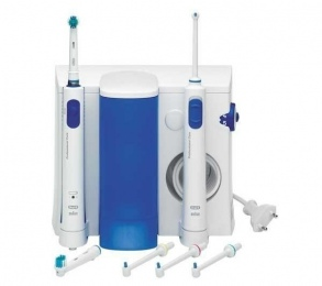 Illustration Combiné dentaire Oral-b Professional Care WaterJet + 500