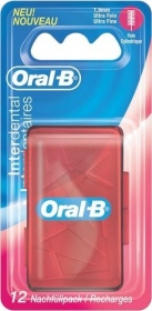 Illustration Recharges interdentaires ultra fines 1.9mm x12