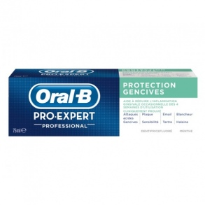 Oral-b - Dentifrice Pro Expert Professional Protection Gencives - 75 ml