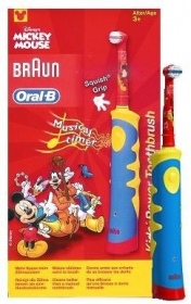 Oral-b -  Brosse à Dents Electrique Kids Power Toothbrush (Mickey)