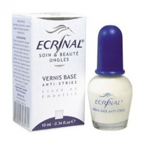 Asepta Laboratoire - Ecrinal Vernis Base Lissant Anti-Stries - 10ml