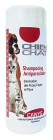 Illustration Canys Shampooing Antiparasitaire (chien - chat) - 200ml