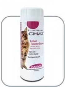 Asepta - Canys Lotion Toilette-Express pour chat et chaton - 200ml