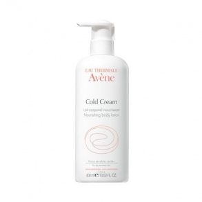Avène - Cold Cream Lait Corporel Nourrissant - 400ml