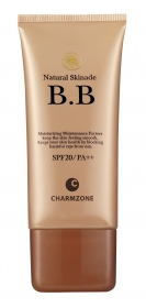 Charmzone - Natural Skinade BB Cream SPF20/PA++ - 50ml