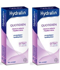 Illustration HYDRALIN QUOTIDIEN - 2x200 ML