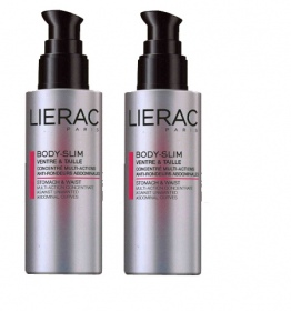 Liérac - Duo Body Slim Ventre et Taille - 2x100ml