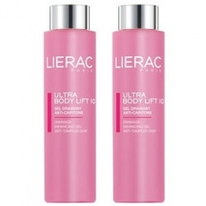 Liérac - Ultra-Body Lift 10 Gel Drainant Anti-Capiton - 2x200ml
