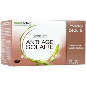 Naturactive - Doriance Solaire & Anti-âge - 2 x 60 capsules