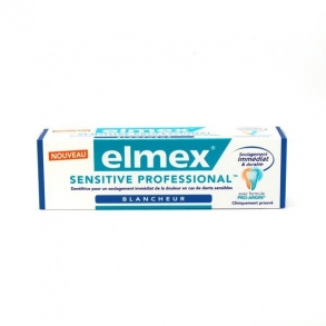 Elmex - Elmex Sensitive Professional Dentifrice Blancheur  - 75ml