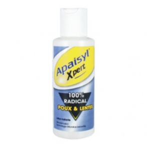 Illustration Xpert 100% Radical Poux et Lentes - 100ml