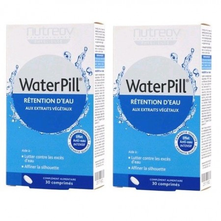 Nutreov Physcience - Physcience Water Pill Rétention d'Eau - 2x30 Comprimés