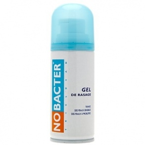 Illustration Nobacter Gel de Rasage - 50 ml