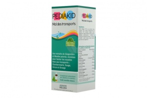 Illustration Pediakid Mal des Transports - 125 ml