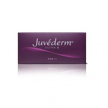 Allergan - Juvederm Ultra 3 - 2 Seringues Préremplies 1ml