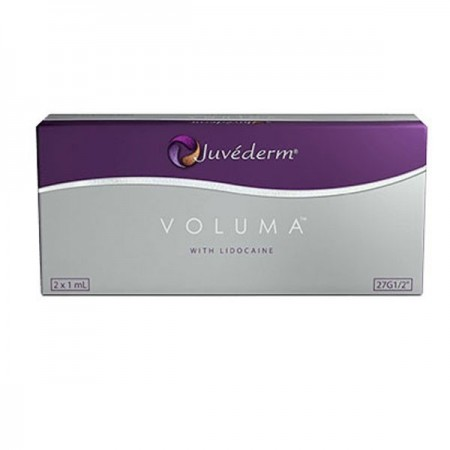 Allergan - Juvederm Voluma - 2 Seringues Préremplies 2x1ml