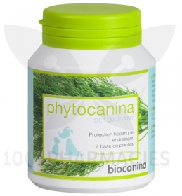 Illustration Phytocanina Detoxifiant Bt 40 cp