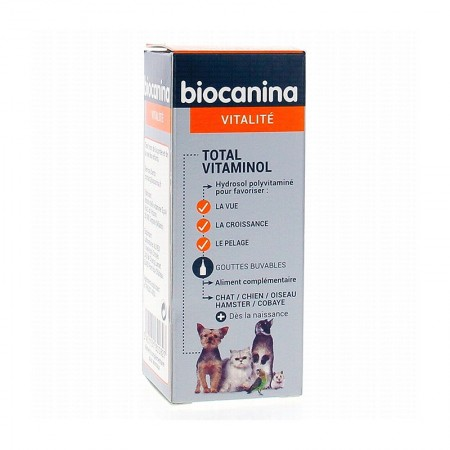 Illustration Biocatonic Total Vitaminol Fl 30 ml
