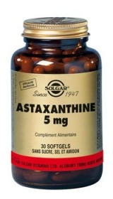 Illustration Astaxanthine 5mg - 30 capsules