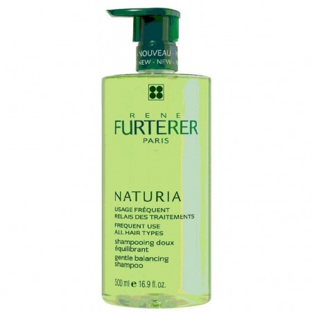 Illustration Naturia - Shampooing doux équilibrant - 500ml