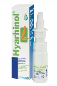 Illustration Hyarhinol Spray nasal - 15 ml