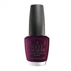 OPI - Vernis Black Cherry Chutney - 15ml