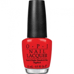 Illustration Vernis OPI Red - 15ml