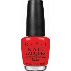 Illustration Vernis Red My Fortune Cookie - 15ml