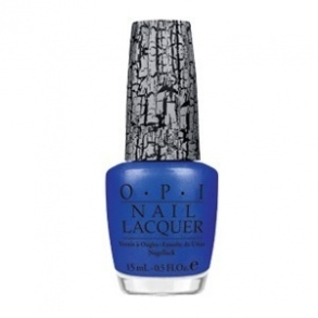 Illustration Vernis craquelé Blue Shatter - 15ml