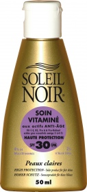 Illustration Soin vitaminé et protection solaire SPF30 - 50 ml