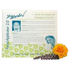 It Works! - It Works! - Wrap visage (Facial Applicator) - 1 applicateur