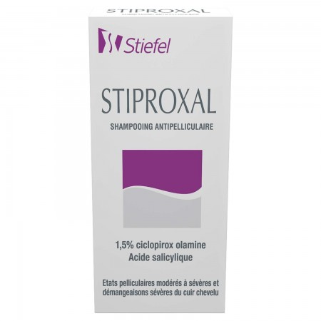 Stiefel - Stiproxal Shampooing antipelliculaire - 100ml