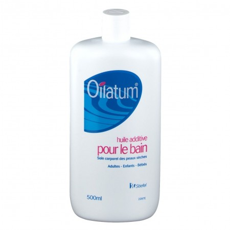 Illustration Oilatum émollient - 500ml