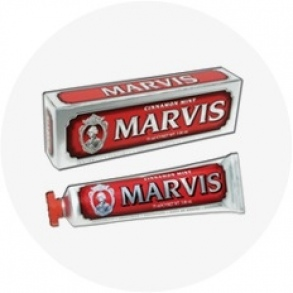 Marvis - Dentifrice Menthe Cannelle (Marvis Cinnamon Mint) - 75ml