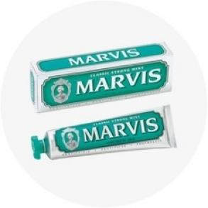 Marvis - Dentifrice Menthe Forte (Marvis Classic Strong Mint) - 75ml