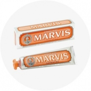 Marvis - Dentifrice Menthe Gingembre (Marvis Ginger Mint) - 75ml