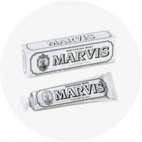 Marvis - Dentifrice Blanchissant Menthe (Marvis Whitening Mint) - 75ml