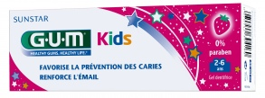 Illustration Dentifrice Kids 2-6 ans - 50 ml