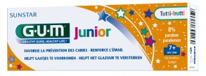 G.U.M - Dentifrice 7-12 ans GUM Junior - 50ml