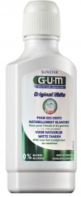 GUM - Original White Bain de bouche - 300 ml