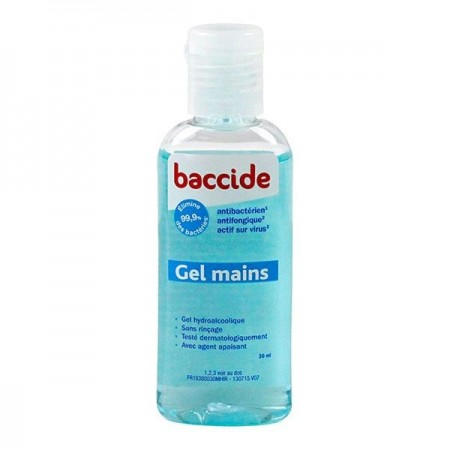 Cooper - Baccide Gel Mains Mini - 30ml