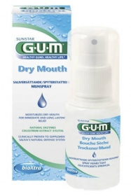 Illustration Spray GUM bioXtra Bouche Sèche - 50ml