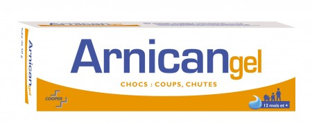 Illustration Arnican Gel - 50 g