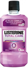 Listerine - Total Care Bain de bouche - 250ml