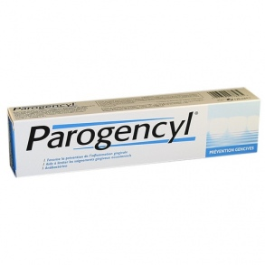 Parogencyl - Dentifrice Prévention gencives  - 75 ml